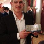 FNF's ærespris til Jørn Broll