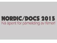Nordic/Docs 28. – 31. mai