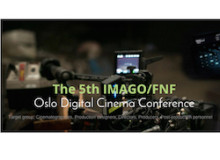 Oslo Digital Cinema Conference  - Siste frist for påmelding!