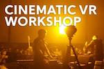 Cinematic VR workshop på filmens hus