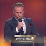 Amandaprisen til Øystein Mamen FNF